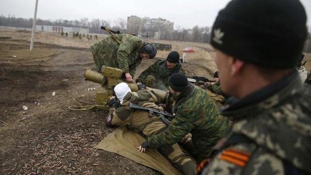 Серед бойовиків ДНР почалися кадрові чистки— штаб АТО