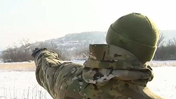 Военные заняли господствующую высоту