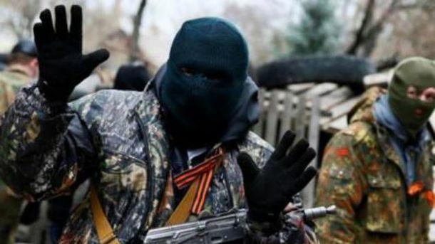 Дезертири серед терористів