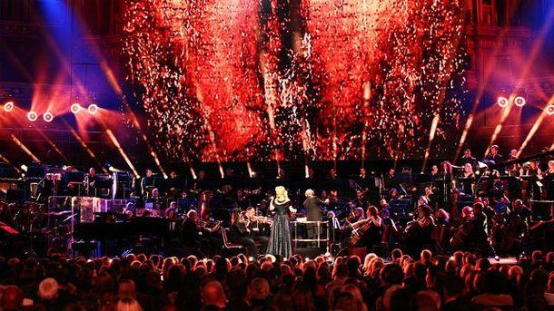 Концерт у Albert Hall