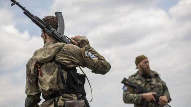 Сили АТО відкрили вогонь і змусили бойовиків припинити обстріл