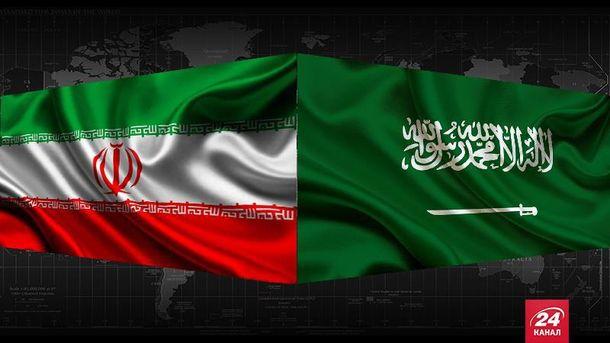 Иран – Саудовская Аравия
