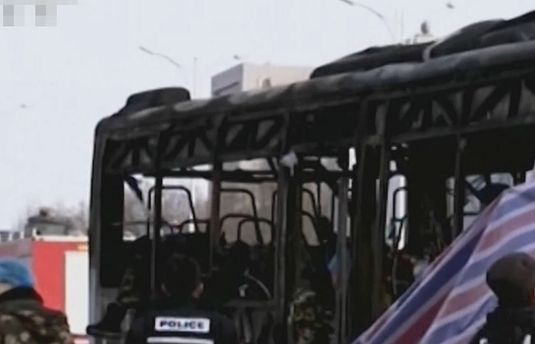 УКитаї згорів автобус: 14 загиблих, десятки поранених