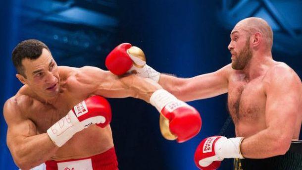Кличка виключили зрейтингу Міжнародної боксерської федерації