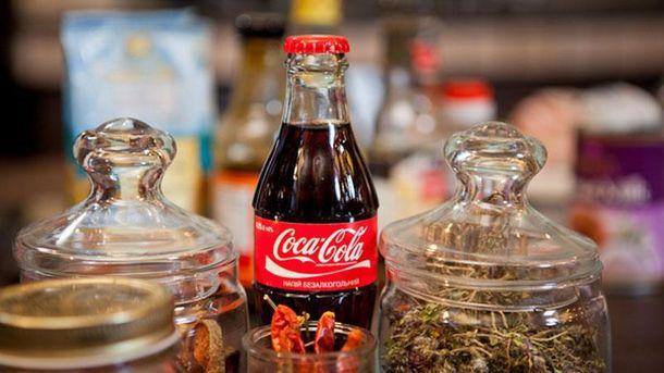 Компанія Coca-Cola вибачилася перед російськими юзерами закартуРФ без Криму
