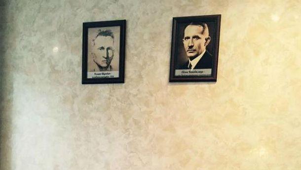 Портреты националистов