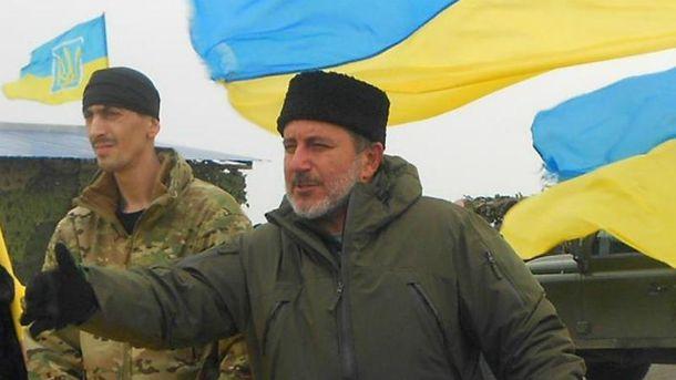 Іслямов: Формування батальйону кримських татар наадмінкордоні зКримом розпочнеться 16 січня