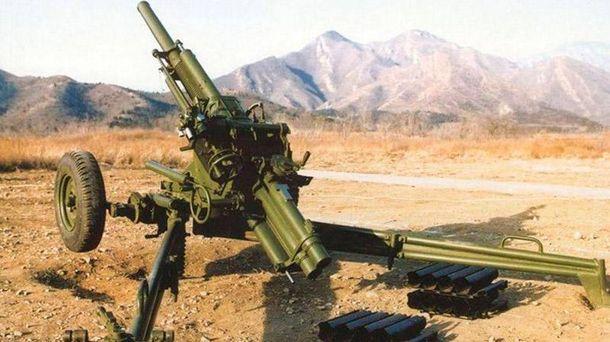 82-мм миномет