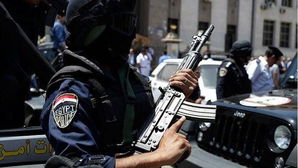 Поліція Єгипту