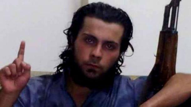 Алі Сакр-аль-Касем, який стратив свою матір