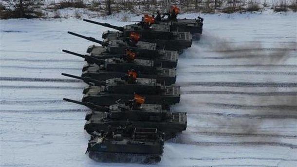 Японские танковые войска