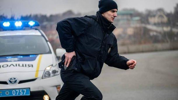 Патрульныий полицейский