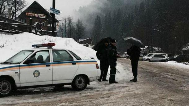 Массовая драка на известном лыжном курорте Закарпатья: появились подробности