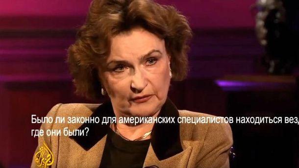 Наталя Нарочницька