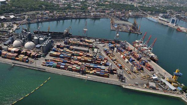 Одеський морський торговий порт