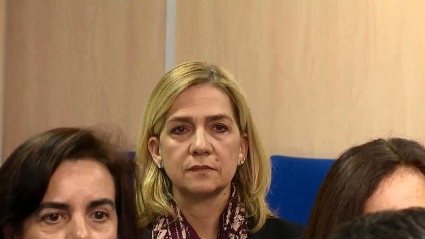 Іспанська принцеса Крістіна