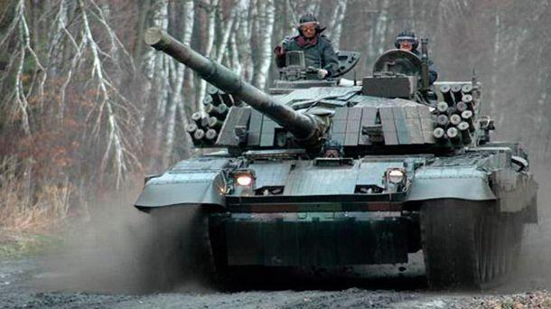 Танк PT-91