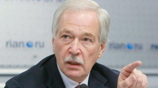Борис Гризлов