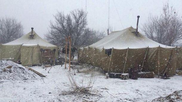 Біля Донецька неприпиняються обстріли— АТО