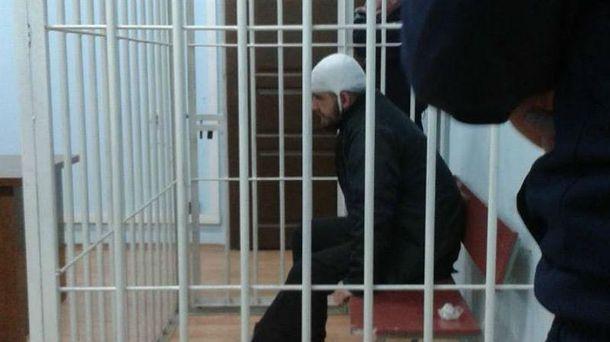 Арештований Петро Угрин