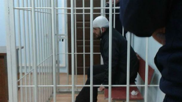 Арестованный Петр Угрин