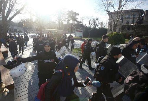Генконсул: УСтамбулі створено спецштаб, який розглядає можливість посилення заходів безпеки
