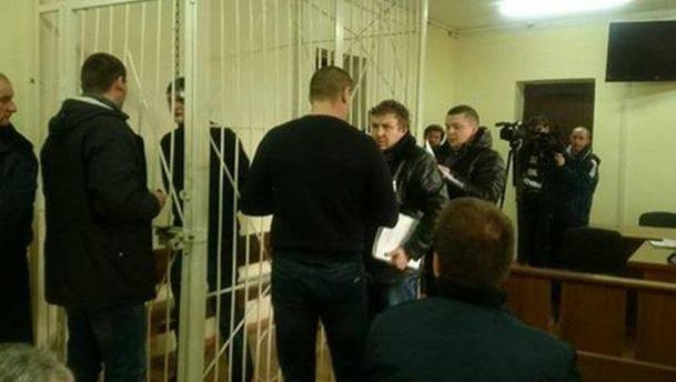 Суд в отношении бойцов ДУК ПС