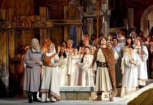 Наймасштабнішу оперу України покажуть у Києві