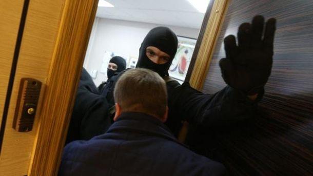 Співробітники прокуратури провели обшуки вОдеській ОДА