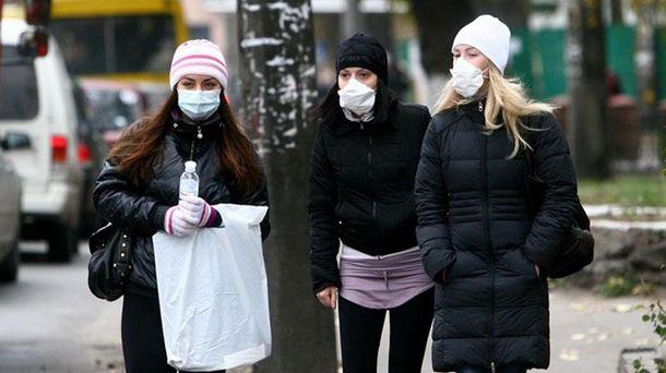 Дівчата у масках