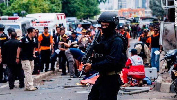 Спецоперация в Джакарте