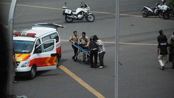 В Індонезії затримали п'ятьох підозрюваних утерактах вДжакарті