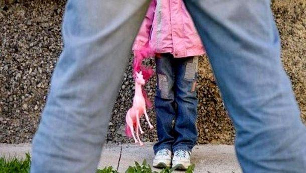 Підозрюваного у зґвалтуванні маленької дівчинки затримали наХарківщині