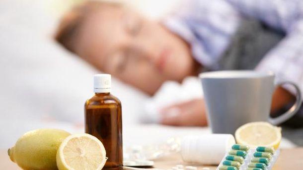 Лечение от простуды