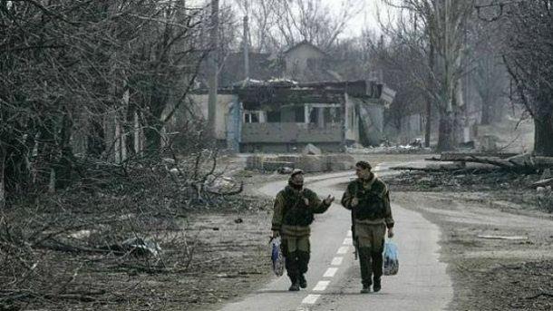 Зруйнований Донецьк