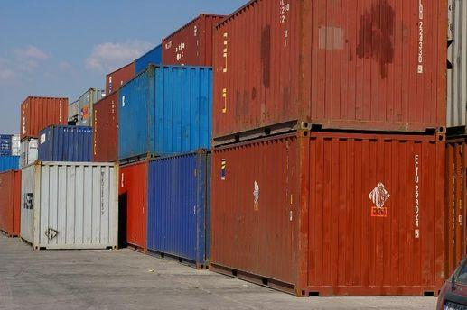 Вантажні контейнери