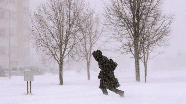 В Киеве погода ухудшится