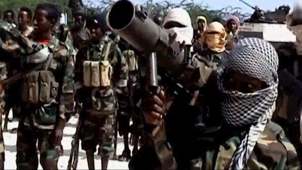 Сомалійські бойовики