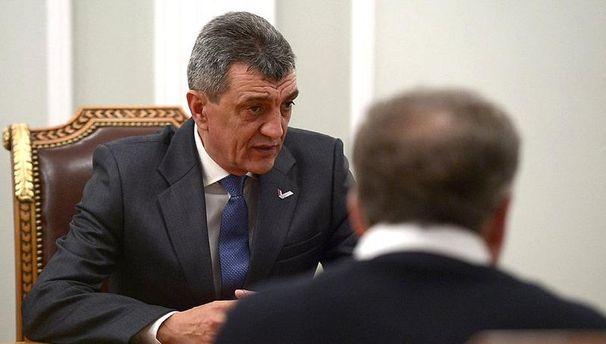 Президент хоче міжнародний механізм із деокупації Криму