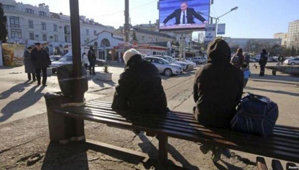 Крым в оккупации