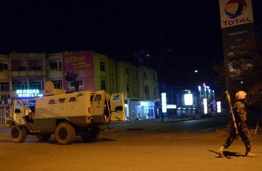 Теракт у Буркіно-Фасо