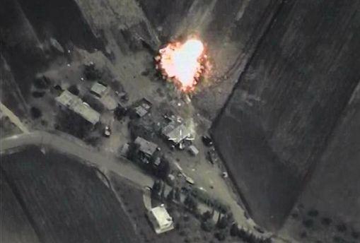 Бомбардировка ИГ
