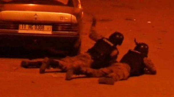 Операция в Буркина-Фасо