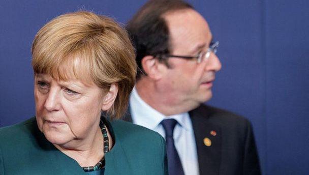 УПорошенка підтвердили візит посланців Меркель таОлланда