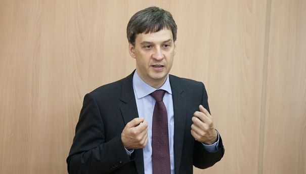 Заступник голови НБУ Олег Чурій