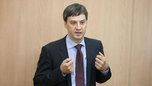 Заместитель председателя НБУ Олег Чурий