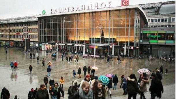 Кельнський вокзал