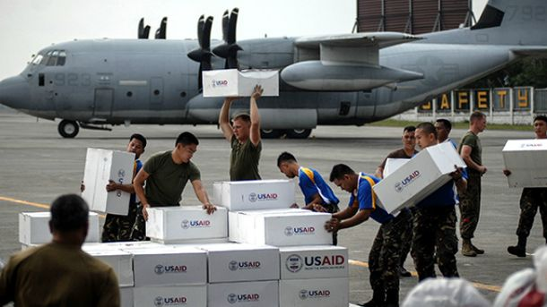 США передали Україні військове обладнання на23 мільйони доларів