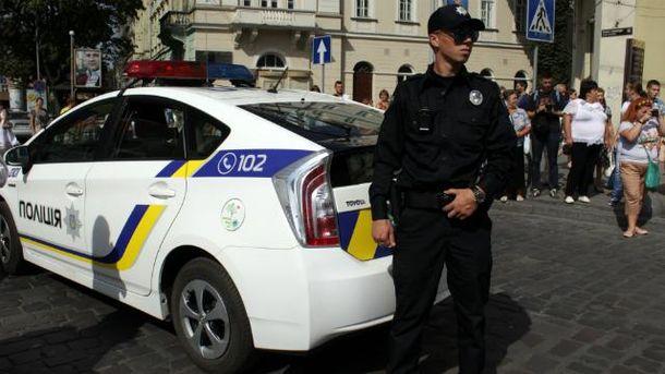 """Депутат от """"Блока Порошенко"""" возмутилась из-за штрафа от львовской полиции"""