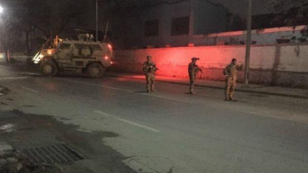 Вибух в Кабулі